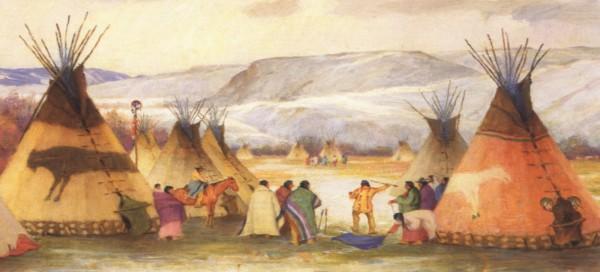 Native american warfare for North american culture facts